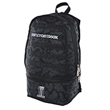 Harley Davidson Night Ops Backpack, Black, One Size