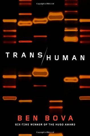 book cover of Transhuman