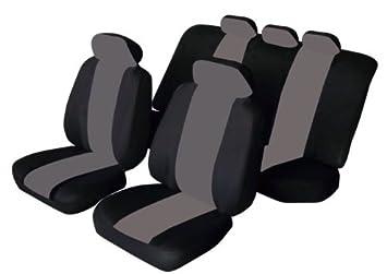 Heavy Duty Black Waterproof Car Seat Covers DACIA SANDERO STEPWAY 2 x Fronts