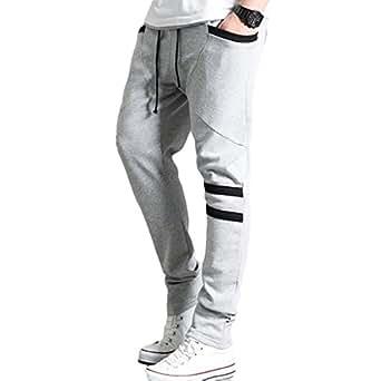TKJG New Sweatpants Joggers Unisex Hot Design Grey