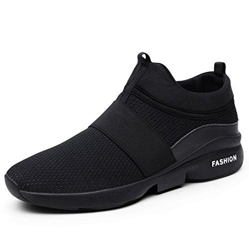 40 Uomo Nero Sneaker REETENE EU Nero B0wZq