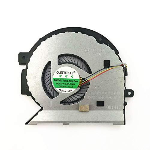 Cooling Fan para HP Envy X360 15-BP 15-BPXXX 15-BP104TX 1...