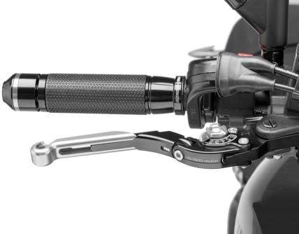 Verste Set Unbekannt Puig 19PNP1012 Brems-Kupplungshebel kompatibel Fuer BMW F800GT 2013- schwarz E8ST