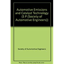 Automotive Emissions and Catalyst Technology