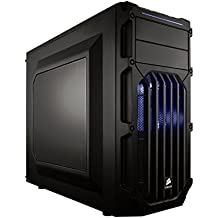 CPU Solutions Intel i7 4.0Ghz Quad Core PC. 16GB RAM, 500GB SSD, 2TB HDD, Windows 10, GTX1060 w/3GB, 700W PS, Corsair Carbide Mid Tower