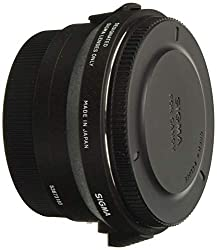 Image of the product Sigma MC 11 Canon EF Lens that is listed on the catalogue brand of Sigma. The product has been rated with a 4.7 over 5