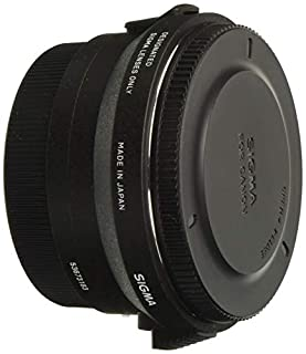 Sigma Mount Converter MC-11 for Use with Canon SGV Lenses for Sony E (B01C7A3W7S)   Amazon price tracker / tracking, Amazon price history charts, Amazon price watches, Amazon price drop alerts