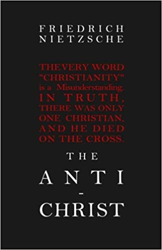 Image result for the antichrist (book)
