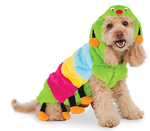 Caterpillar Hoodie for Pet, X-Large ()