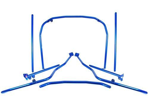 Cusco Cage Roll (Cusco 195 261 E Roll Cage (6Pt C Romoly Dash Esc Non Sun Roof Only 2 Pa SS Sxe10 Is300))
