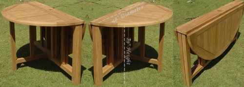 New Grade-A Teak Wood 59 Garden Console Rectangle Dining Bar Table with Bottom Shelf