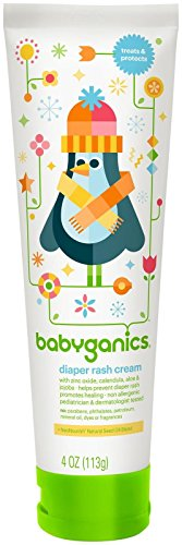 BabyGanics Hiney Helper Soothing Diaper product image