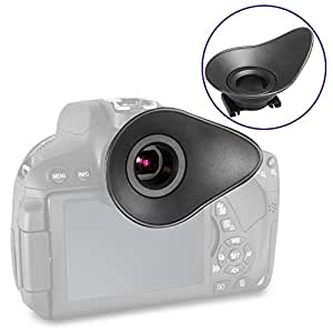(2016 Update) Altura Photo Rubber Eyepiece Eyecup for CANON Rebel T5i T4i T3i T3 T2i T1i XTi XSi XS SL1, CANON EOS 1100D 700D 650D 600D 550D 500D 450D 400D 300D 100D