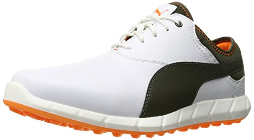 PUMA Men's Ignite Spikeless Golf Shoe