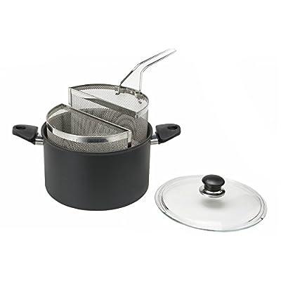 Ballarini Gli Speciali Dual Pasta Pot with Lid