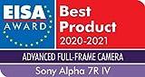 Sony α7R IV Full-frame Mirrorless Interchangeable