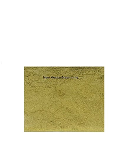 New Mexico Green Chile Powder, 8oz (Green Chili Powder)