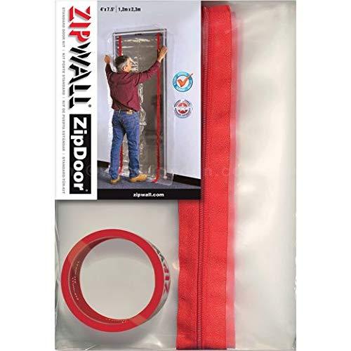 ZipWall Standard ZipDoor Kit (9 Pack)