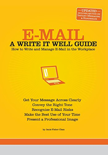 e-mail-a-write-it-well-guide