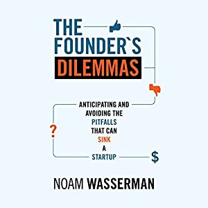 The Founder's Dilemmas Audiobook
