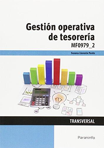 Descargar Libro Gestión Operativa De Tesorería Susana Llorente Pardo