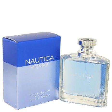 Nautica Voyage By Nautica For Men. Eau De Toilette Spray 3.4 oz. New with box