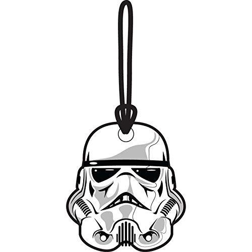 [Disney Star Wars Luggage Tag (Storm Trooper)] (Stormtrooper Disney)