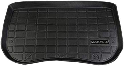 Liseng Car Front Trunk Storage Mat Cargo Tray Trunk Waterproof Protective Pads Mat Compatible for Tesla Model 3 Front Box Mat