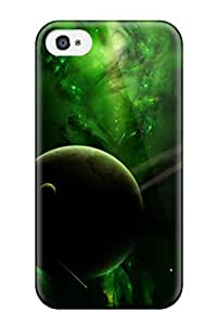 Iphone 4/4s Case Bumper Tpu Skin Cover For Rings Sci Fi People Sci Fi Accessories by lolosakes