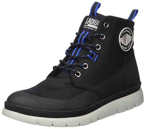 Palladium Plsidr CTD Mi M, Sneaker a Collo Alto Uomo Nero (Black/Black/Black)