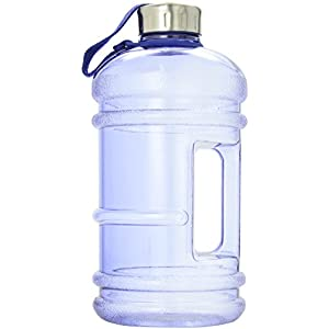 New Wave Enviro Eastar Resin Bottle, 2.2 Liter