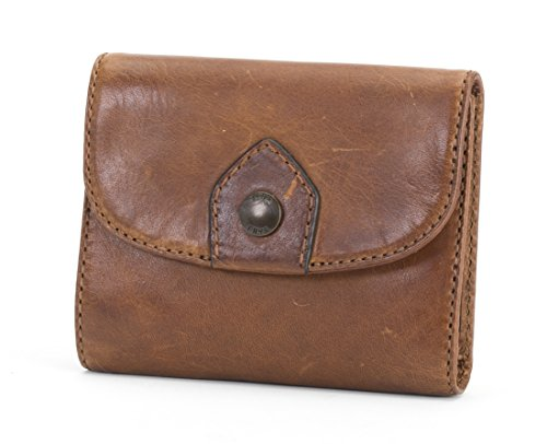 Melissa Medium Wallet Wallet, COGNAC, One Size by FRYE