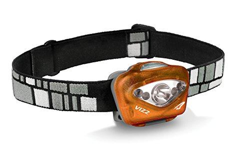 (Princeton Tec Vizz Headlamp (420 Lumens, Orange) )