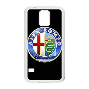 JIAJIA Alfa Romeo sign fashion cell phone case for Samsung Galaxy S5