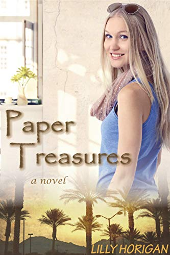 Paper Treasures by [Horigan, Lilly]