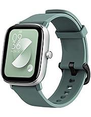 Amazfit GTS 2 mini-smartwatch, fitness, levensduur batterij: 14 dagen, 70 sportmodi, meting van het SpO2-niveau, bewaking van de hartslag, groene slaap.