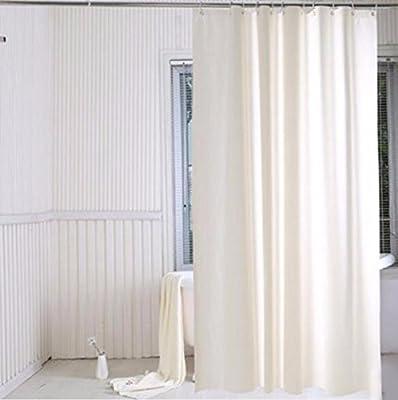 QPGGP-Cortina para ducha Impermeable Engrosamiento A Prueba De Moho Cortina De Ducha Cuarto De Baño Cortina Cortina De Colgantes Baño Cortina De Ducha Mampara De Ducha Cortina Cortina De Ducha Gancho De