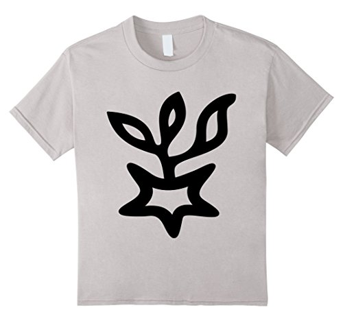 Kids 12 Victoria Symbol T-Shirt Asteroid Roman Goddess of Victory 6 Silver (Victory Goddess)