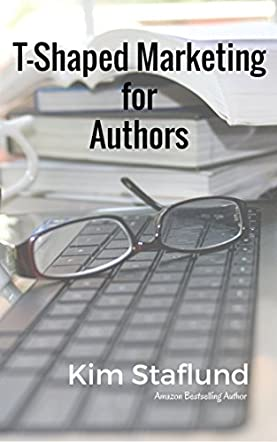 T-Shaped Marketing for Authors