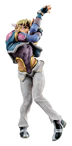 Banpresto Jojo's Bizarre Adventure Battle Tendency Jojo's Figure Gallery 3 Caesar A Zeppelin Action Figure