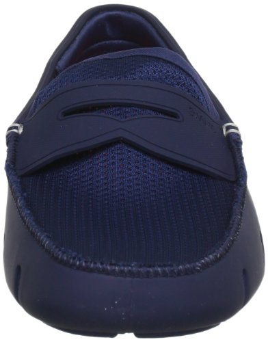 Mocassini Mens Navy Penny da Blu Swims Loafer Blau uomo q47Bt
