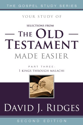 F.R.E.E The Old Testament Made Easier Part 3<br />WORD