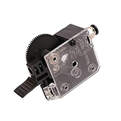 HE3D 1.75mm Titan Extruder Full Kit for FDM 3D Printer accessory bowden mounting bracket supporting remote/short printing