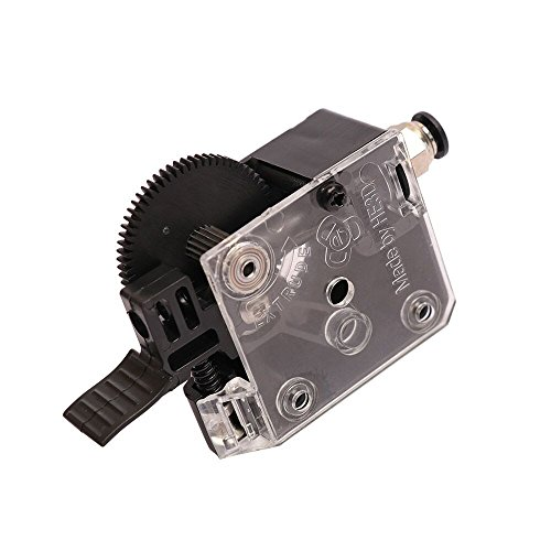 HE3D 1.75mm Assembled Titan Extruder for FDM 3D Printer Accessory Bowden mounting Bracket Supporting Remote/Short Printing