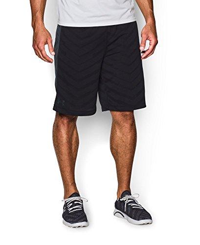 "Under Armour Men's UA Raid Exo 10"" Shorts XL X 10 Black"