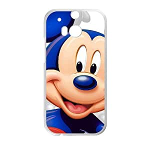 disney micky mousenormal HTC One M8 Cell Phone Case White PSOC6002625601512
