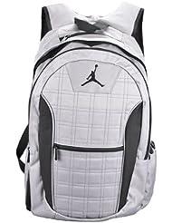 Jordan Grid 2-strap Backpack - Dark Graphite, One Size (Dark Graphite)