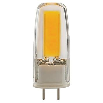 Satco 4w G8 LED 120v 5000K Natural Light Lamps