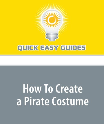 How To Create a Pirate (Quick Pirate Costume)