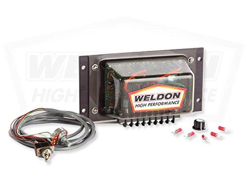WELDON RACING DIAL-A-FLOW FUEL PUMP CONTROLLER - 14000 (Controller Pump Fuel)